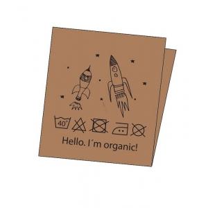 Labels - Rocket Toffee - 5 st.