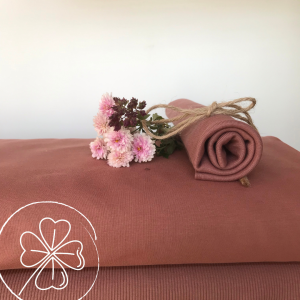 Boordstof, Klei roze